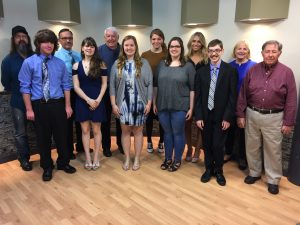 Scholarship Photo 2017